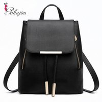 Pahajim 2017 대부분의 비용 효과적인 배낭 새로운 도착 빈티지 여성 어깨 가방 여자 패션 schoolbag 고품질 여성 가방 21ha #