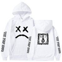 Mens Designer t shirts Autumn and Winter Hoodie Simple Crying Expression Printing Fashion Casual Sportswear Punk Couple Wear Long-sleeved Sweater
