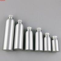 360x30 ml 50ml 100 ml 120ml 150ml 250ml Alüminyum Boş Cilt Bakımı Kozmetik Şişeler Taşınabilir Sulama Can Pot Metal KonteynırlarıShigh Qualtiy