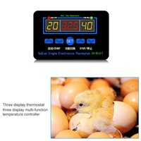 Smart Home Control W1411 Digital Temperature Meter Controller Thermostat Regulator Egg Incubator Scope Of Application Greenhouse Cultivation
