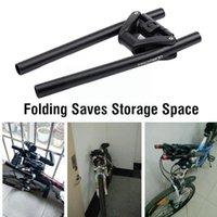 دراجة المقود مكونات دراجة أضعاف مقبض بار المحمولة متعددة الوظائف سكوتر للطي الإيثار ل MTB المقود الطريق P1L4 W8B0