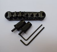 Rullo regolabile Sella Tune-O-Matic Bridge Bridge Coda per la sostituzione delle parti per chitarra elettrica Les Paul SG