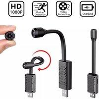 V380 USB Mini Wifi Camera Home Surveillance IP 1080P Motion Detection Micro Camcorder Small vioce Audio DVR Recorder U21