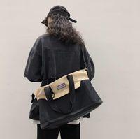 One-Shoulder Diagonal Dumpling Bag Female Bags 2021 Fashion Sports Fitness Handbag
