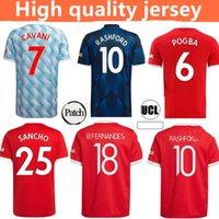 2122 manchester soccer jerseys 2021 2022 united cavani utd de beek b. Camisa de futebol fernandes rashford humanrace