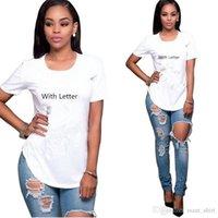 여성 티 최고 품질면 컷 퍼그 인쇄 여성 T 셔츠 캐주얼 O 넥 패션 트렌드 티셔츠 새로운 디자인 여성 티셔츠 여성 의류