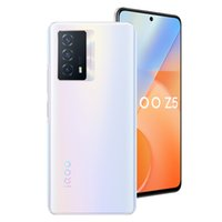 "Original Vivo IQOO Z5 5G Mobile Phone 8GB RAM 128GB 256GB ROM Snapdragon 778G Android 6.67"" LCD Full Screen 64.0MP AR OTG 5000mAh Wake Face ID Fingerprint Smart Cellphone"