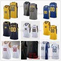 Jerseys de baloncesto impreso personalizado DOMANTAS 11 SABONIS MALCOLM 7 Brogdon Myles 33 Turner Caris 22 Levert 2 Cassius Stanley 21 Kelan Martin 12 Oshae Brissett Jersey
