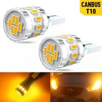 Emergency Lights A Pack T10 W5W Car LED Auto Interior For Focus 2 1 Fiesta Mondeo 4 3 Transit Fusion Kuga Ranger Mustang KA S-max