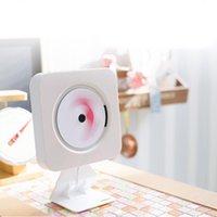 CD-плеер Настенный Bluetooth Portable Home Audio Boombox с дистанционным управлением FM-радио встроенные динамики HiFi USB MP3