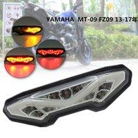 Pour Yamaha MT-09 FZ09 13-17 ans Directeur de conduite et frein Assemblage arrière intégré MT09