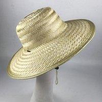 2021 trend luxury designer bucket hats men women straw hat handmade bamboo sun caps good nice
