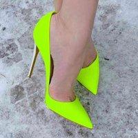 Dress Shoes Sapatos de salto alto com tecido algodão, plus size, 34-45, material ver, branco, feminino, sapatos B8WA