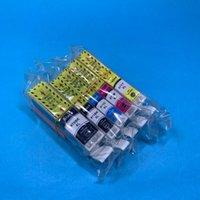 Ink Cartridges YOTAT 5pcs Compatible Cartridge PGI470 PGI-470XL PGI-470 CLI-471 For Canon PIXMA MG5740 MG6840 TS5040 Printer