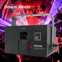 DJ Beleuchtung Big Dipper B10W-RGB 10W RGB Full Color Animation Laser