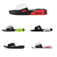 2021 Calidad superior 90 Slippers Slippers Fashion Flip Flip Flops Espuma Runner Hombres Sandalia Negro Resina Playa Mocasines Tamaño 36-45
