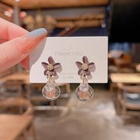 New Fashion Womens Big Circle Simple Earrings Hoop Earrings for Woman High Quality i3