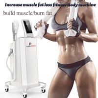 Big Energy EMS Body Sculpting Build Muscle Slimming Machine Hiemt Fat Burn Butt Lift EMSLIM Beauty Equipment