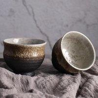 Cups & Saucers Vintage Water Mug High Quality Porcelain Retro Cup 180ML Ceramic Tea 150ml Teacup Home Decor