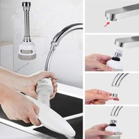 Other Faucets, Showers & Accs 360° Swivel Faucet Tap Aerator Diffuser Nozzle Splash-Proof Filter 3 Gear Sprayer Head Kitchen Accessories