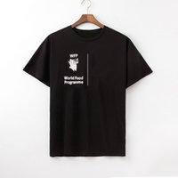 Mens T-Shirt Fashion Polos Arrival Men Women High Quality Letter Print Casual Short Sve Famous Stylist Te 3 Colors