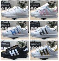 New Smith Homens Mulheres Flats Sneakers Verde Branco Branco Marinho Vermelho Rainbow Stan Mens Moda Sapato De Couro Outdoor Casual Passeio Tamanho