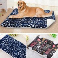 Big Dog Pet Mat Bed House Casa Cat Holles Colchón Perro Camas Sofá Lavable Para Pequeñas Perros Grandes Mata DLA PSA 31 S2