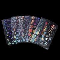 1 adet Gökkuşağı Epoksi Reçine Dolgu UV Dolum Balık Kelebek DIY El Sanatları Yapma Sticker Deco Takı Yapma Kalıp Aksesuarları Yapmak