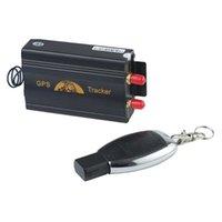 2G 3G Coban GPS103B GSM / GPRS / GPS Auto-Fahrzeug-Sprachmonitor TK103B Auto-Tracker-Tracking-Gerät Abschneiden von Öl-Anti-Diebstahl