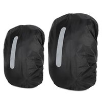 Outdoor Bags Portable Reflective Backpack Raincover Dustproof Mountain Climbing Equipment For Camping