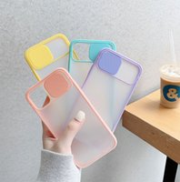 Cell Phone Cases with Camera Lens Protection for iPhone 13 12 11 Pro Max 8 7 6 Plus Xr XsMax Xs X Color Candy Soft Back Cover