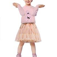التنانير Jaycosin امرأة فتاة توتو تنورة باليرينا pettiskirt طبقة رقيق الباليه لحزب الرقص الأميرة تول تنورة