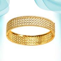Bangle 2021 Women Full Stone Love Gold Charm Tennis Bracelet For Girls Mens Designer Jewelry Silver Zircon Copper Friendship