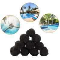 Poolzubehör 700g Schwimmreinigungsgeräte Spezielle Filter Faser Ball Wasser Reinigung Bälle