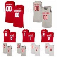 College Ohio State Buckeyes Basketball Jersey 0 Dangelo Russell 21 Evan Turner 33 Keita Bates-Diop 1 Jasean Tate 2 Marc Loving University