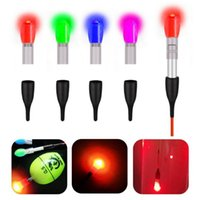 Fishing Accessories Electronic Luminous Float Lightstick Dark LED Electric Light Electron Lamp Tackle