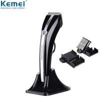 Kemei 8999 Professional Clipper Женщины Trimmer Trimermer Режущие станки с полировщиком сопла HG Polishen для длинных волос 210302
