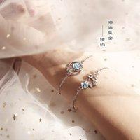 Нябрь серии серии Key Star Circe Big Dipper браслет ожерелье серьги набор