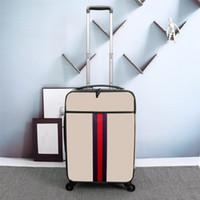 Caso de Alta Qualidade Case Homens Business Boarding Mulheres Travel Bagagem Bagagem Rodas Mala Levar Saco Universal Roda Duffel sacos 20 polegadas