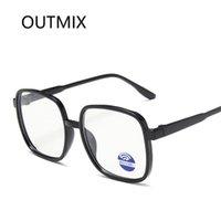 Lunettes de soleil Mode Bleu Blue Blocking Lunettes d'enfants Garçons Filles Square Effacer Optique Eyeglasses Cadre Myopie Goggle Gaming Eyewear