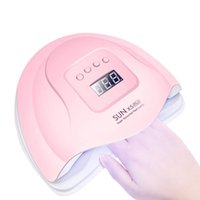 UV LED Nail Lamp Nail Dryer LCD Display Ice Lamp Manicure Gel Drying for Gel Art Drying Auto Sensor 36 LEDS