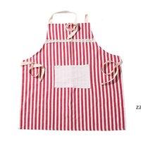 القنب المطبخ القطن النفط والدليل سماكة ساحة الطبخ الملابس واقية الكورية الأزياء بسيطة الكبار غطاء hwe7135