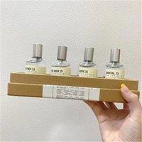 الترقية For Gift Perfume For Women Whoon Fragrance مجموعة أخرى 13 Santal 33 Beramote 22 The Noir 29 Rose 31 4PCS * 30ML مجموعة عطور السفينة حرة
