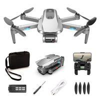 Drone GPS XKJ con Professional 6K Dual Camera Brushless Motor Pieghevole Pieghevole Quadcopter Lunga durata della batteria RC Dron per regalo