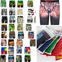 5 pcs Brands Mens Boxer Calcinha Underwears Underwears Esportes Esporte Praia Swim Shorts Designer Plus Size Rápida Calcinha Calcinha Curto Leggings C111909