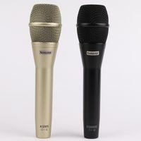 2019 top qualität ksm9 professionelle live vocals ksm9 dynamisches kabelgebundenes mikrofon karaoke mikrofone superkardioid podcast microfono mic