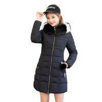 Mulheres para baixo parkas yenisey 2021 jaqueta real mulheres inverno único completo cabelo fino de algodão-padded1