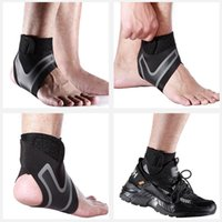Fitness Sports Ankle Brace Gym Elastic Compression Bandage F...