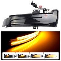 Биколор светодиодный динамический поворот сигнал мочеиспускания для Benz A B C E S CLA GLA CLS класс W176 W246 W204 W212 C117 X156 зеркальный светлый свет