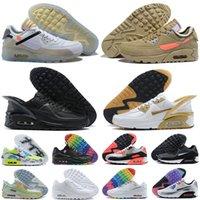 90 Running Shoes scarpe da corsa Mens Womens Worldwide Vioteech UNDFTD Infrarossi Safari Chloro Blue Cork Sneakers Premium 90s formatori taglia 36-46
